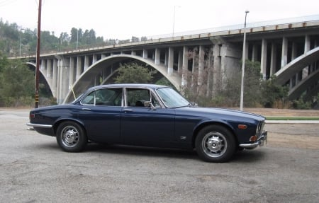 1971 Jaguar XJ6 - Old-Timer, Car, Luxury, XJ6, Jaguar