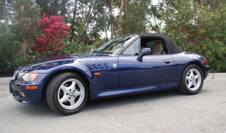 1996 BMW Z3 5-Speed - BMW, 5-Speed, Car, Sports, Young-Timer, Z3