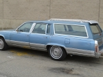cadillac fleetwood stationwagon