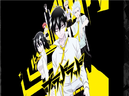 Blood Lad Wallpaper - Staz Charlie Blood, Wallpaper, Dangerous, Vampire, Action, Powerfull, Fuyumi Yanagi, Team Fearless, Blood Lad, Magic, Love, Romantic