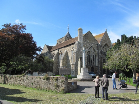 Parish Church,Rye - Churches, Religious, Prayer, Hymns, Worship