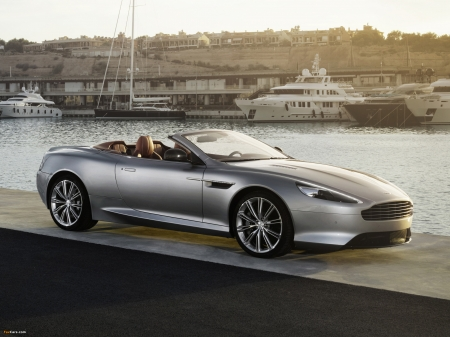 Aston Martin Db Convertible Aston Martin Cars Background - Aston martin db9 convertible
