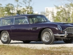 aston martin db6 shooting brake wagon