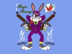 gangster bugs bunny