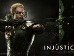 Injustice 2 Green Arrow