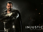 Injustice 2 Black Adam
