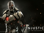 Injustice 2 Cyborg