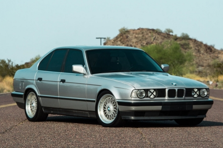 1990 Bmw 535i 5 Speed Bmw Cars Background Wallpapers On