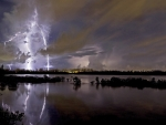 Thunderstorm Reflecting