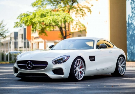2017 Mercedes Benz Amg Gt S Coupe Mercedes Cars Background