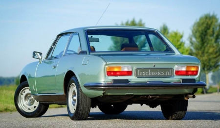 1978 Peugeot 504 Coupe - Old-Timer, Coupe, Peugeot, Car, 504