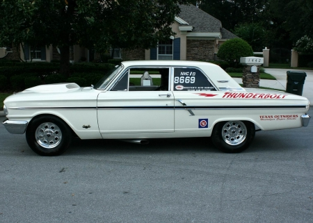 1964 Ford Fairlane 500 Thunderbolt - 427 - Fairlane, 500, Old-Timer, Thunderbolt, Ford, Car, Muscle, 427