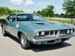 1971 Plymouth Barracuda Cuda 383