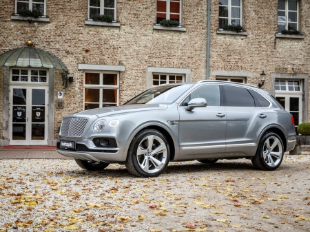2015 Bentley Bentayga - Bentayga, Car, Luxury, Bentley