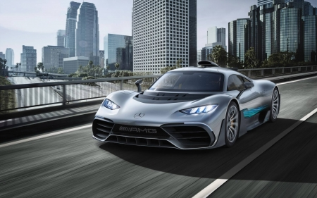 Mercedes AMG Project One - car, fun, cool, Mercedes, AMG Project One