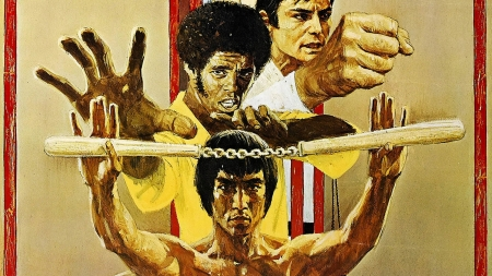 enter the dragon - bruce, dragon, lee, enter