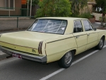 chrysler vf valiant pacer 225