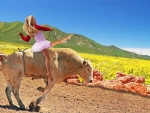 Really A Cowgirl !