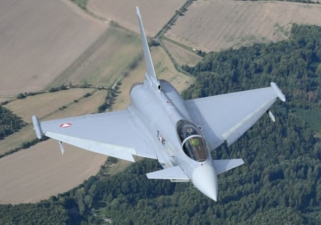 Eurofighter Typhoon (Austrian Air Force) - Jets, Jet, Austrian Air Force, Eurofighter Typhoon