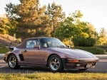 1987 Porsche 911 Turbo Cabriolet M505 3.3 Flat-Six 4-Speed