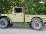 1954 Dodge M37 4X4 Power Wagon 318ci V8 4-Speed