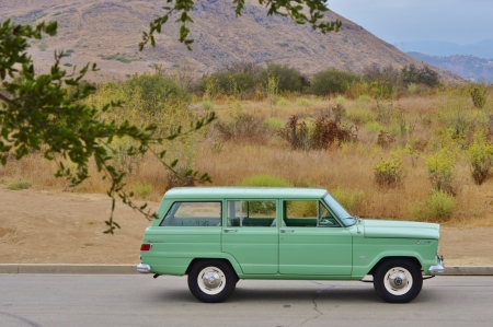 1965 Jeep Wagoneer 327ci V8 3-Speed - Old-Timer, Mountain, Station, Wagoneer, Jeep, Wagon