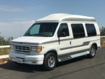 1999 Ford Econoline Waldoch Conversion Van 5.4 V8 4-Speed Automatic