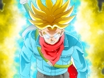 Super Saiyan Rage Trunks (DBS)