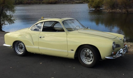 1964 Volkswagen Karmann Ghia Coupe - Old-Timer, Coupe, Karmann-Ghia, Volkswagen, Car, Sports