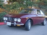 1974 Alfa Romeo GTV 2.0 5-Speed