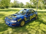 1995 Subaru Impreza 555 Edition 2.0 5-Speed