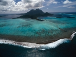 Reef-Ringed Bora Bora