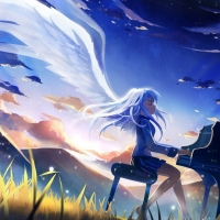 angel-angel beats