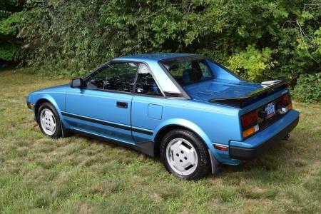 1985 Toyota MR2 1.6 5 Speed 2 Door Coupe