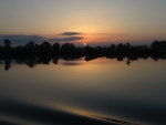 Sunrise on the Rhone 2