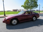 1986 Nissan 300ZX 3.0 V6 4-Speed Automatic