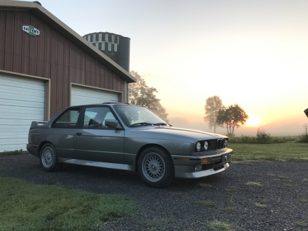 1988 BMW M3 2.3 5-Speed 2-Door Coupe - Old-Timer, Car, M3, 5-Speed, 2-Door, Luxury, BMW, Coupe
