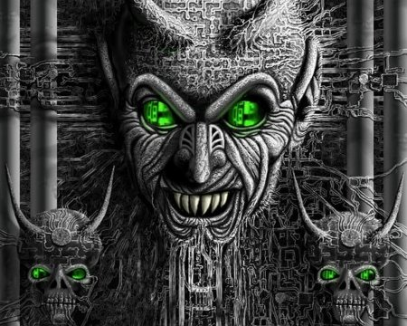 These Eyes Are Watching You! - Green, Magical, Dark, Evil, Eyes