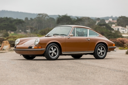 1973 Porsche 911T Coupe 2.3 5-Speed - Old-Timer, Coupe, 5-Speed, Car, Sports, Porsche, 911T