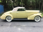 1938 Oldsmobile L38 Rumble Seat Convertible 257ci 3-Speed