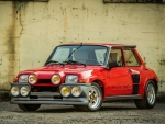 1985 Renault R5 Turbo 2 Evolution 1432cc 5-Speed