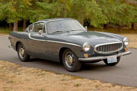 1966 Volvo 1800S 4-Speed Overdrive - Old-Timer, Overdrive, Volvo, Car, Sports, 4-Speed, 1800S