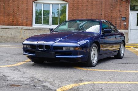 1992 BMW 850i 5 0 V12 6-Speed 2-Door Coupe - BMW & Cars