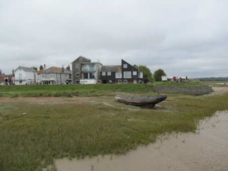Rye Harbor Houses - Harbors, Marshes, Sussex, Rivers, Rye, Houses