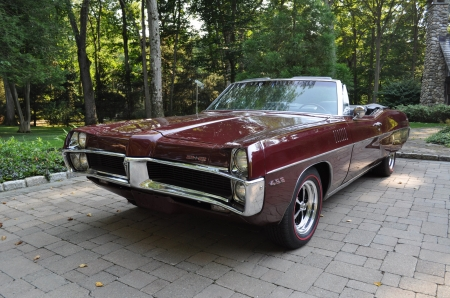 1967 Pontiac Catalina 2 2 Convertible 428 V8 Turbo Hydramatic - Convertible, Catalina, Car, Hydramatic, V8, Old-Timer, 428, Turbo, Pontiac