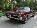 1967 Pontiac Catalina 2 2 Convertible 428 V8 Turbo Hydramatic