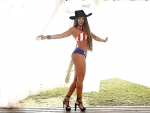 Clothes Line Cowgirl . .