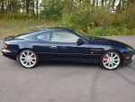 2003 Aston Martin DB7 GT 5.9 V12 6-Speed 2-Door Coupe