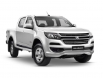 holden colorado ls 4x4