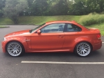 2011 BMW 1M 3.0 6-Speed 2-Door Coupe